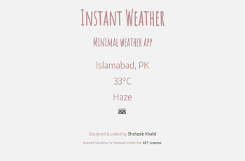 instant-weather